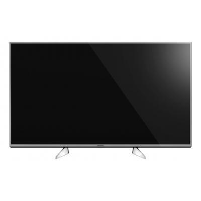 Panasonic led-tv: TX-55EXW604S - Zwart, Zilver