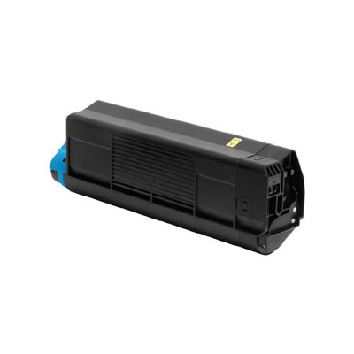 OKI toner: High Capacity Toner Cartridge 3000sh f C3200 blauw - Cyaan