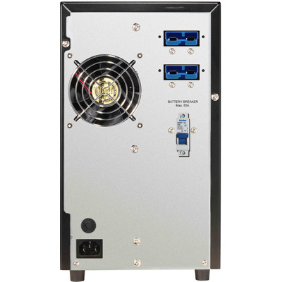 PowerWalker BatteryPack VFI 2000/3000 LCD 18x 12V/9Ah batteries inside UPS batterij - Zwart