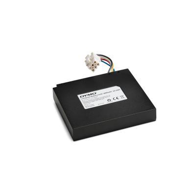 Dymo batterij: XTL 500 Li-polymer 14.8V Battery - Zwart