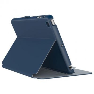 Speck tablet case: StyleFolio - Blauw, Grijs