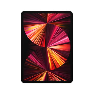 Apple iPad Pro 11-inch (2021) Wi-Fi + Cellular 256GB Space Grey Tablet - Grijs