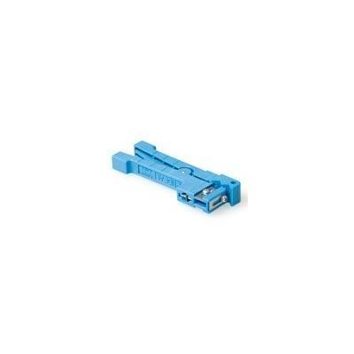 Intronics stripping gereedschap: UTP/FTP/Coax kabelstripper