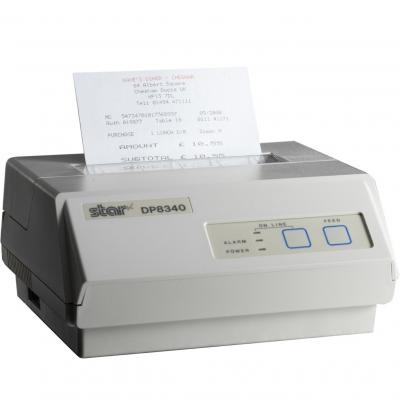 Star micronics dot matrix-printer: DP8340SC - Wit
