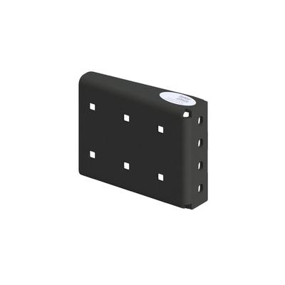 Gamber-Johnson Klem Bracket Adapter Montagekit - Zwart