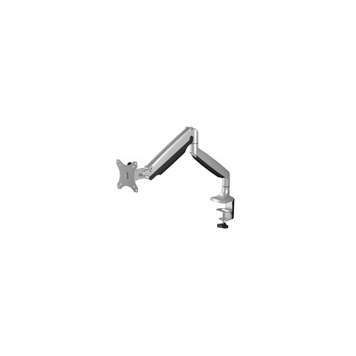 ICY BOX IB-MS503-T Monitorarm - Zwart, Zilver