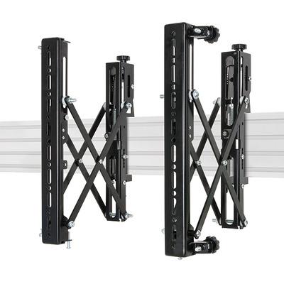B-Tech BT8390-VESA400MAP Muur & plafond bevestigings accessoire - Zwart