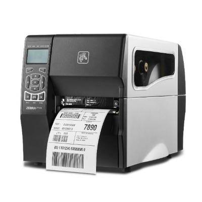Zebra ZT230 Labelprinter - Zwart,Wit