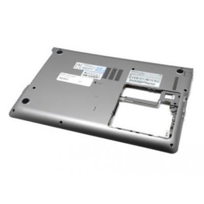 Samsung notebook reserve-onderdeel: Bottom Base Case, Silver - Zilver