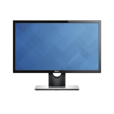 Dell monitor: SE2216H - Zwart