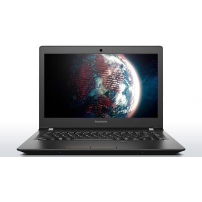 Lenovo laptop: E31-70 - Zwart