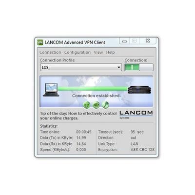 Lancom Systems Advanced VPN Client (Windows) Software