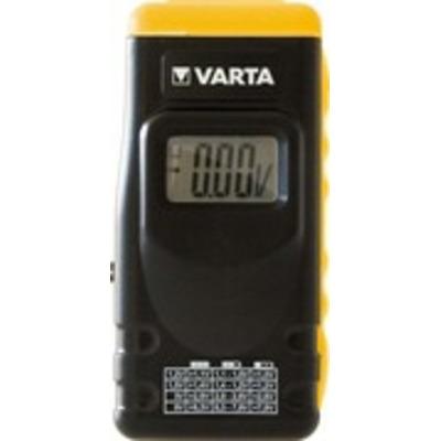 Varta 00891 Tester - Zwart