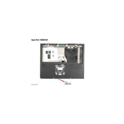 Hp computer: TOP CVR W/LED DB/I BUTTON