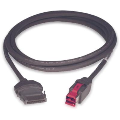 Epson 010857A CYBERDATA P-USB Printerkabel - Zwart
