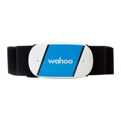 Wahoofitness wearable: TICKR - Blauw, Wit