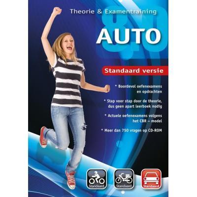 Educontract educatieve software: Auto Theorie en Examen Training 8.0 Standaard