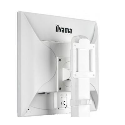 Iiyama montagekit: Witte bracket