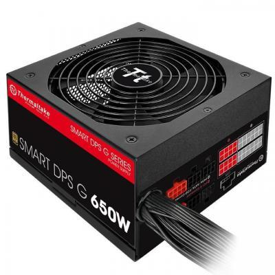 Thermaltake PS-SPG-0650DPCGEU-G power supply unit