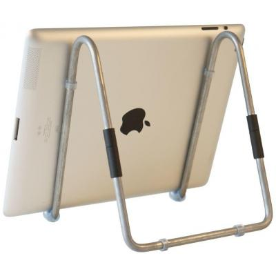 R-go tools multimedia kar & stand: Easy Tablet Standaard - Zilver