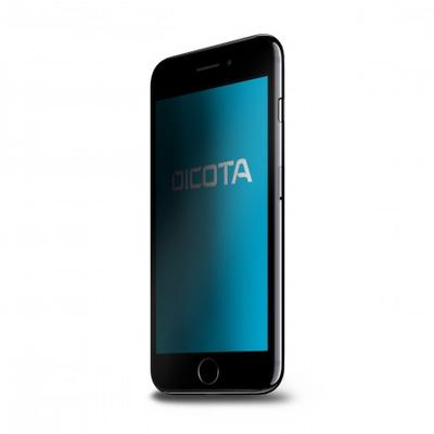 Dicota 0.010 kg, iPhone 7, PET Schermfilter