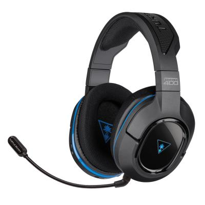 Turtle beach koptelefoon: Turtle Beach, Ear Force Stealth 400 Premium Fully Wireless Gaming Headset (PS4 / PS3 / Mobile)