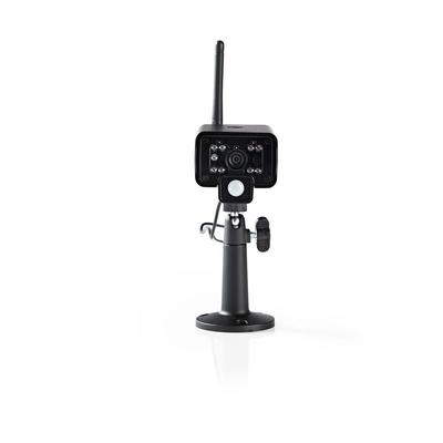 Nedis CSWL1C20CBK Beveiligingscamera - Zwart