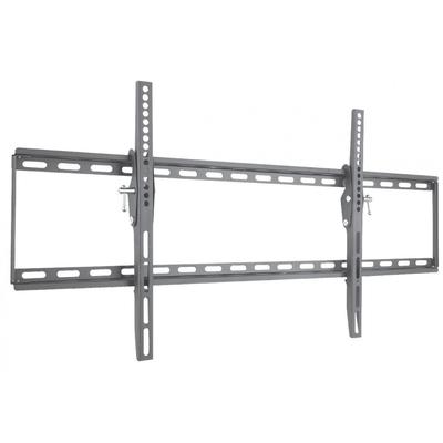 "Techly Fixed Wall Bracket LCD LED TV 42-80"" Montagehaak - Zwart"