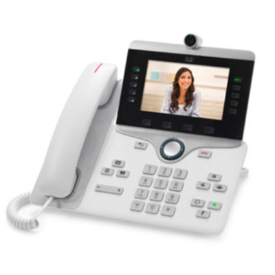 Cisco IP PHONE 8845 IP telefoon - Wit