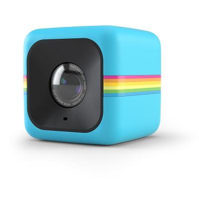 Polaroid actiesport camera: Cube - Blauw
