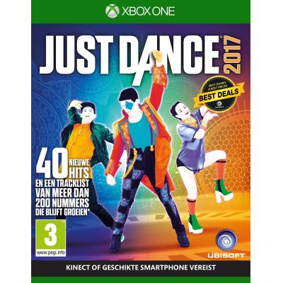 Ubisoft game: Just Dance 2017  Xbox One