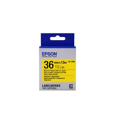 Epson LK-7YB2 Labelprinter tape