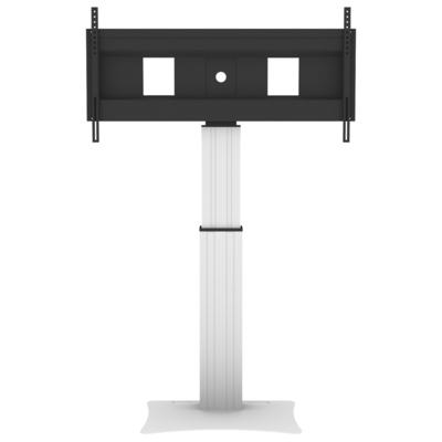 Conen Mounts SCEXLP TV standaard - Zwart, Zilver, Wit