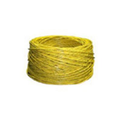 Raritan Cat5 Serial Cable - 1 x RJ-45 Male - 1 x RJ-45 Male - 1ft - 5Pk Netwerkkabel - Geel