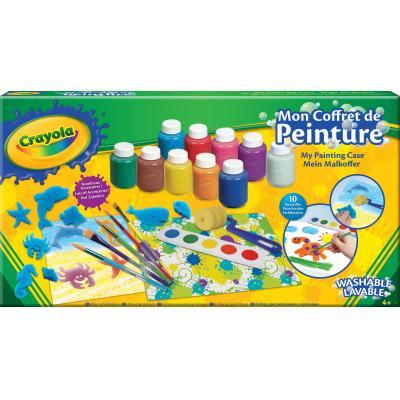 Crayola : XXL Verfset - Multi kleuren