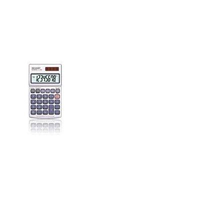 Sharp EL-250S Calculator - Zilver