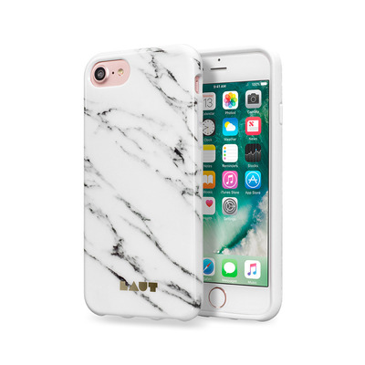 LAUT _IP7_HXE_MW Mobile phone case - Wit