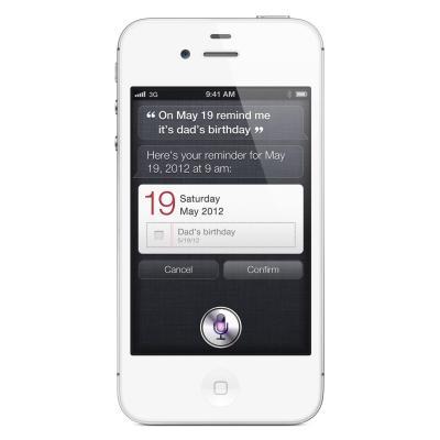 Apple smartphone: iPhone 4S Wit - Refurbished - Lichte gebruikssporen (Approved Selection Standard Refurbished)