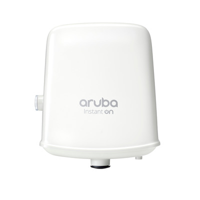 Hewlett Packard Enterprise Aruba Instant On AP17 (RW) (10x R2X11A) Access point - Wit