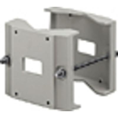 Axis T95A67 Pole bracket Beveiligingscamera bevestiging & behuizing - Wit