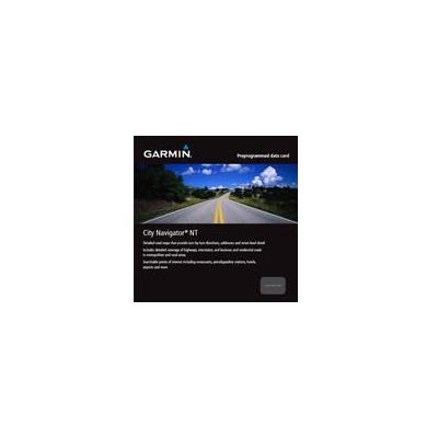 Garmin routeplanner: City Navigator Europe NT