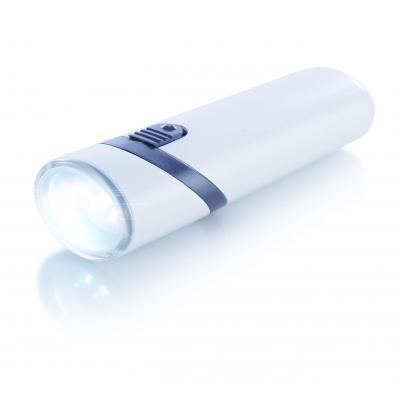 Ansmann zaklantaarn: RC2 - Zwart, Zilver