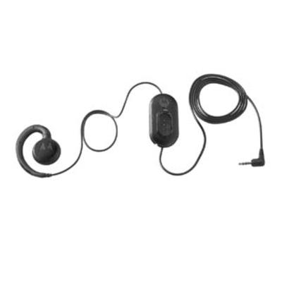 Zebra 2.5mm, for PTT/VoIP Headset - Zwart