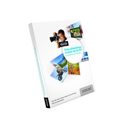Magix , Foto Slideshows maken op de PC met Foto's op CD + DVD Deluxe, 2e Druk Grafische software