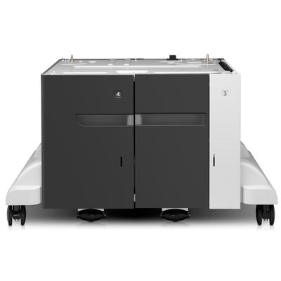 HP LaserJet high-capacity invoerlade voor 3500 vel met standaard Papierlade