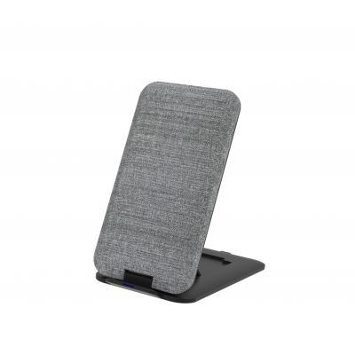 BeHello 10W, Grey, Wireless Fast Charger, 200g Oplader - Grijs