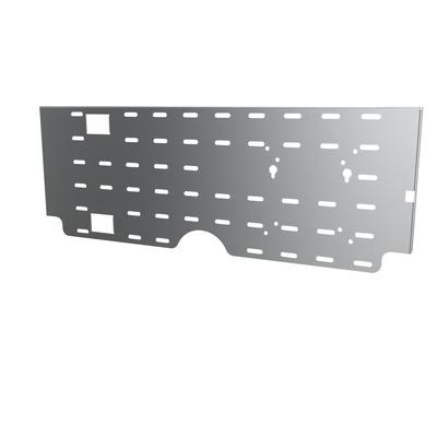 Conen Mounts MOW-RACK19 Muur & plafond bevestigings accessoire - Grijs