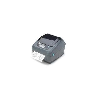 Zebra labelprinter: GX420d - Grijs
