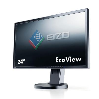 Eizo monitor: EV2416WFS3 - Zwart