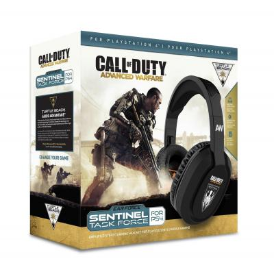 Turtle beach game assecoire: Turtle Beach, Ear Force Sentinel Task Force Call of Duty, Advanced Warfare Gaming Headset  .....